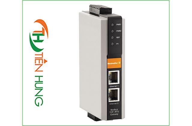 BỘ CHUYỂN ĐỔI MẠNG CHUẨN RS 232, RS 422/ 485 SANG MODBUS TCP/ MODBUS