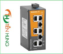 BỘ SWITCH MẠNG WEIDMULLER 8 CỔNG RJ45 LOẠI UNMANAGED 1240900000 - IE-SW-BL08-8TX, INDUSTRIAL ETHERNET SWITCH 8 PORTS RJ45 UNMANAGED 1240900000 - IE-SW-BL08-8TX, WEIDMULLER VIỆT NAM