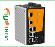 BỘ MANAGED SWITCH MẠNG  8 CỔNG RJ45 WEIDMULLER 1241040000 - IE-SW-PL08M-8TX, INDUSTRIAL ETHERNET MANAGED SWITCH 8 RJ45 1241040000 - IE-SW-PL08M-8TX, WEIDMULLER HÀ NỘI