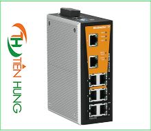 BỘ MANAGED SWITCH MẠNG  8 CỔNG RJ45 WEIDMULLER 1240940000 - IE-SW-VL08MT-8TX, INDUSTRIAL ETHERNET MANAGED SWITCH 8 RJ45 1240940000 - IE-SW-VL08MT-8TX, WEIDMULLER HÀ NỘI