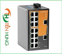 BỘ SWITCH MẠNG WEIDMULLER 16 CỔNG RJ45 LOẠI UNMANAGED 1286590000 - IE-SW-VL16T-16TX, INDUSTRIAL ETHERNET SWITCH 16 PORTS RJ45 UNMANAGED 1286590000 - IE-SW-VL16T-16TX, WEIDMULLER VIỆT NAM