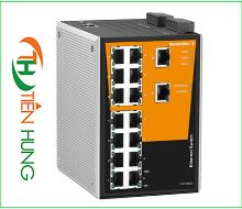 BỘ MANAGED SWITCH MẠNG 16 CỔNG RJ45 WEIDMULLER 1241100000 - IE-SW-PL16M-16TX, INDUSTRIAL ETHERNET MANAGED SWITCH 16 RJ45 1241100000 - IE-SW-PL16M-16TX, WEIDMULLER HÀ NỘI, VIỆT NAM
