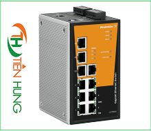 BỘ MANAGED SWITCH MẠNG 10 PORTS RJ45 WEIDMULLER 1286930000 - IE-SW-PL10MT-3GT-7TX, INDUSTRIAL ETHERNET MANAGED SWITCH 10 RJ45 WEIDMULLER 1286930000 - IE-SW-PL10MT-3GT-7TX, WEIDMULLER HÀ NỘI