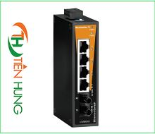 BỘ TRUYỀN TẢI MẠNG WEIDMULLER 4 CỔNG RJ45 LOẠI UNMANAGED 1240880000 - IE-SW-BL05-4TX-1ST, INDUSTRIAL ETHERNET SWITCH 4 PORTS RJ45 UNMANAGED 1240880000 - IE-SW-BL05-4TX-1ST, WEIDMULLER VIỆT NAM